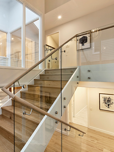 Glass Balustrades and Stairs